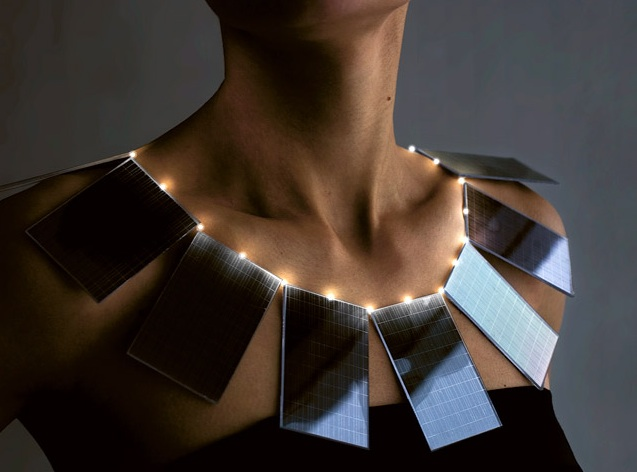 Solar Wearables